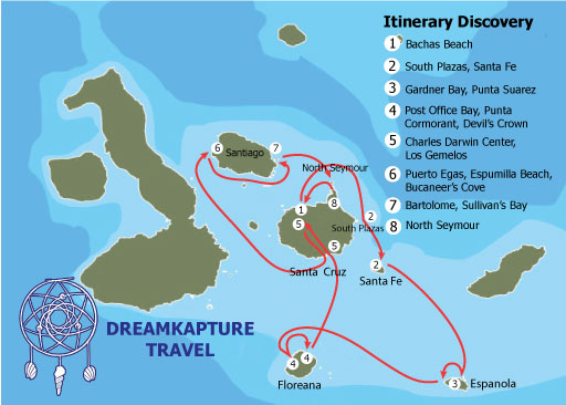 Discovery Itinerary