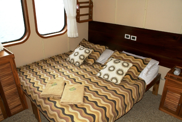 Tip Top IV cabin